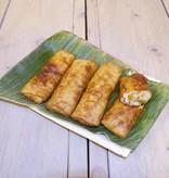 Indische loempia vegetarisch per stuk