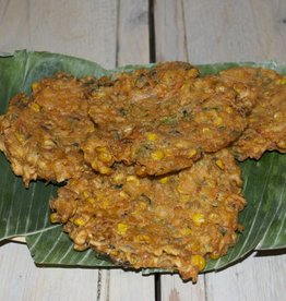 Indische maiskoek