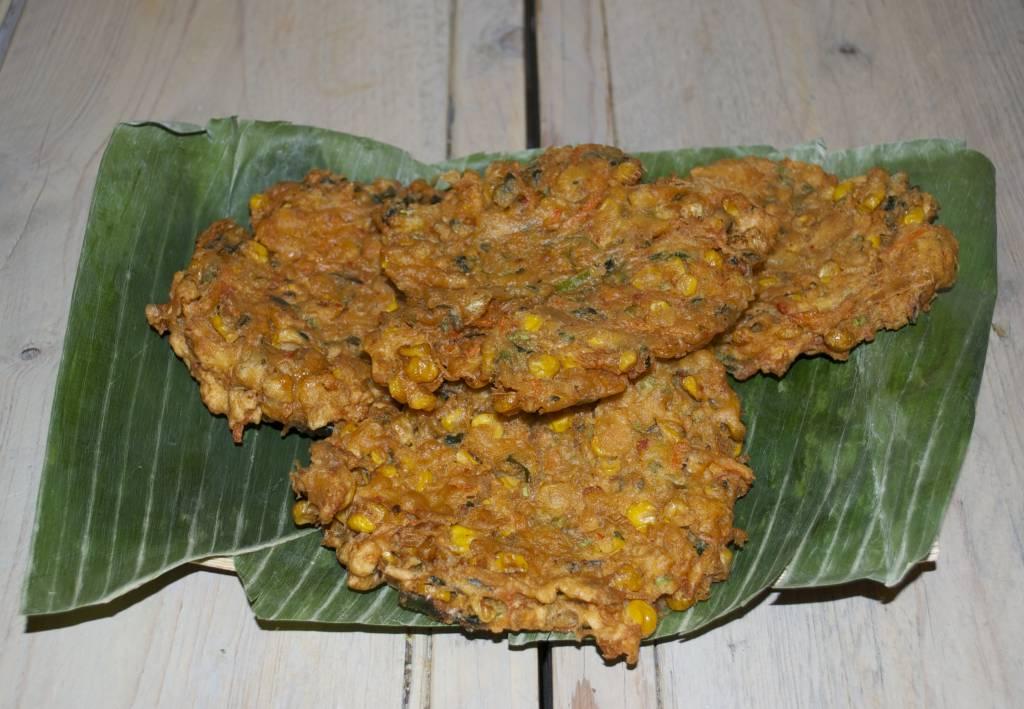 Indische maiskoek per stuk