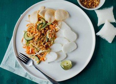 Lotek - Indonesische groentesalade