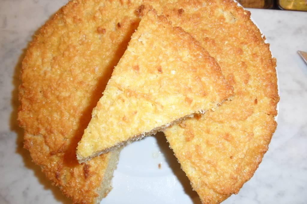 Cassave cake