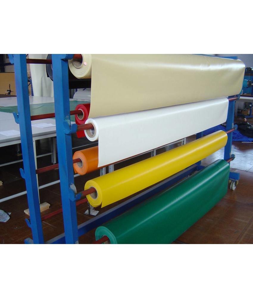 PVC zeildoek 650 - 2,50m breed