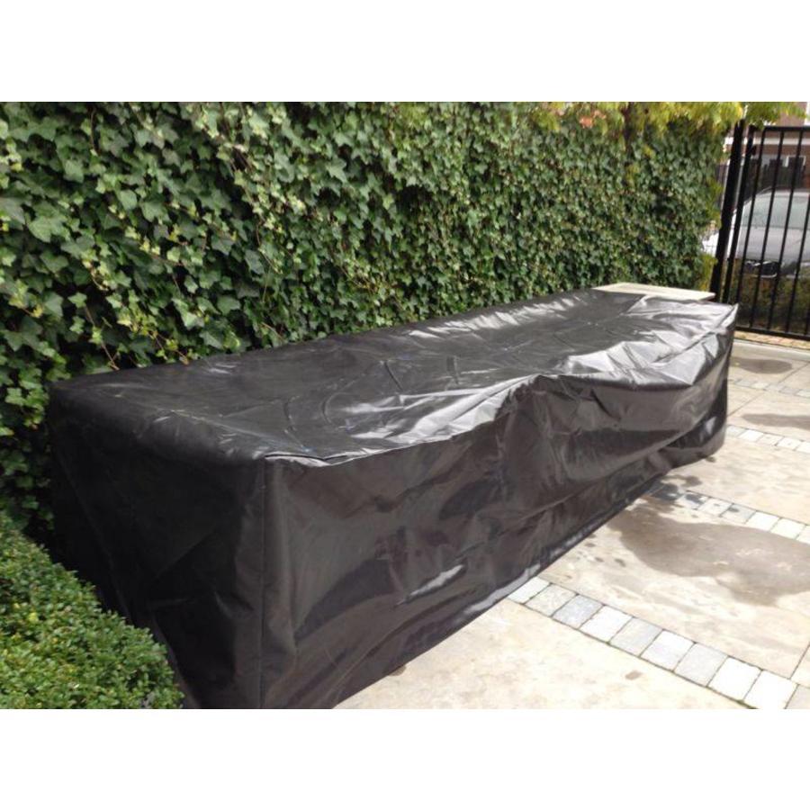 Hoes tuinset PVC 450 op maat gemaakt