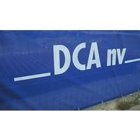 Filets PVC barrières 1,75m x 3,40m perméable au vent