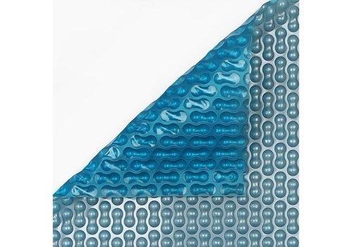 Bulles Bleu/Argent 400 micron couverture piscine