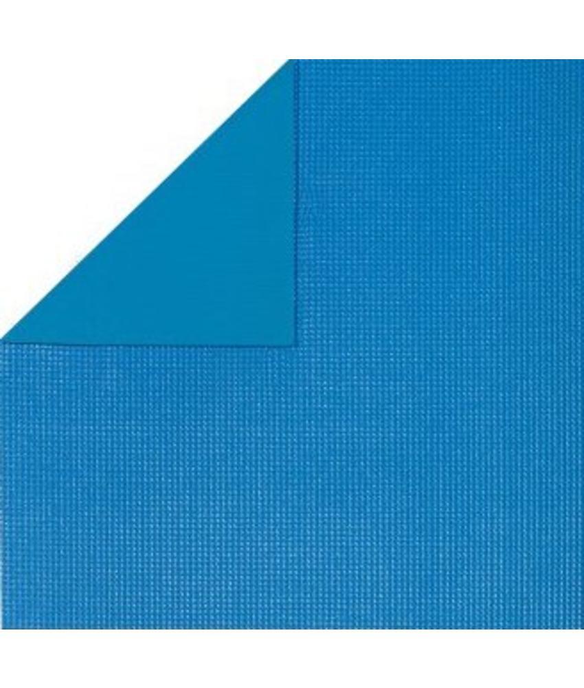 Zwembadzeil PE schuim 6mm Blauw
