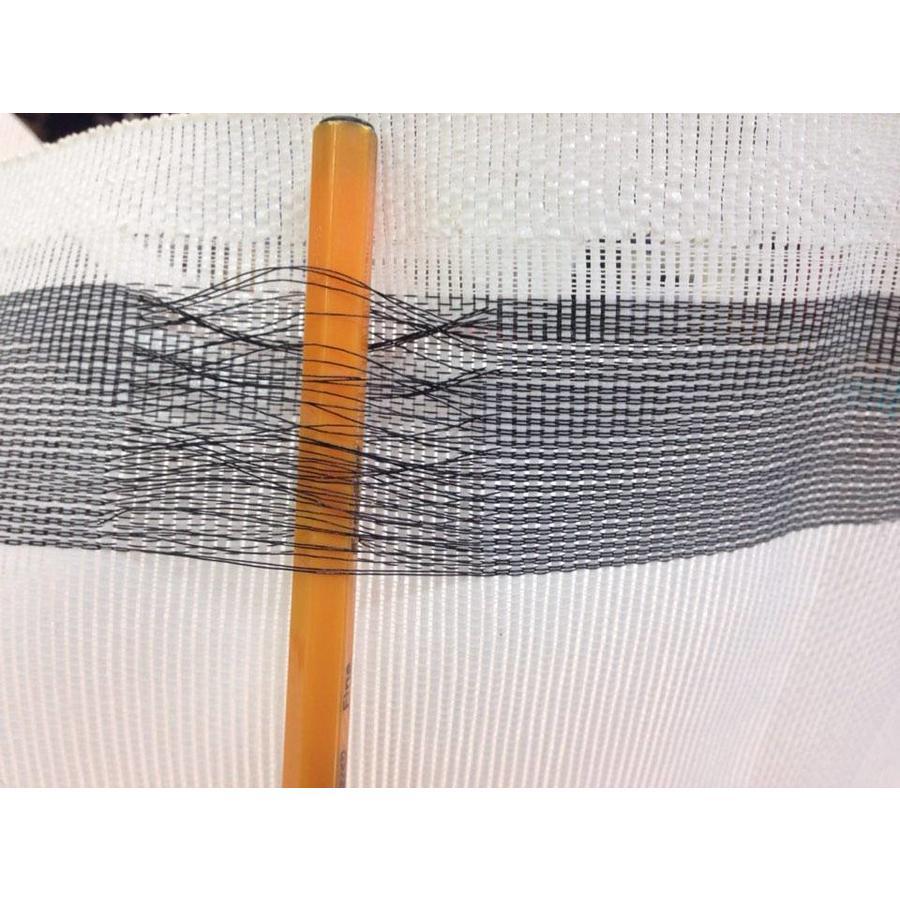 Steigernet PE 130 - 3,07m x 50m Wit