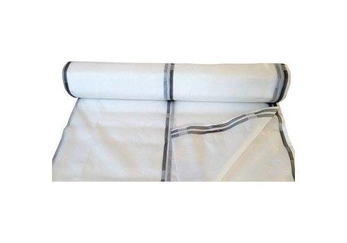 Filet d'échafaudage 2,57m x 50m Blanc