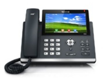 Hosted VoIP Cloud telefonie
