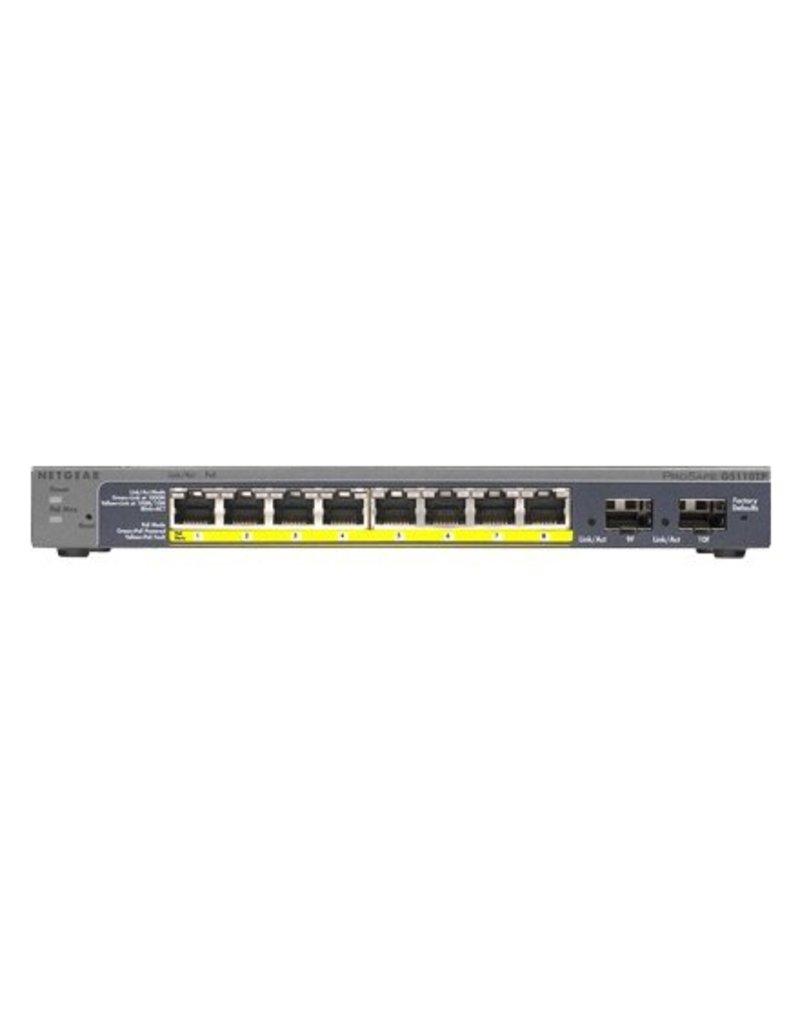 Netgear Netgear 8 Port Gigabit Ethernet PoE Smart Switch