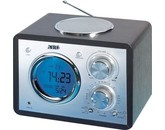 AEG UKW/MW Classic Radio LCD-Display