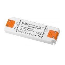 Voedingstrafo voor LED verlichting 20W 12V