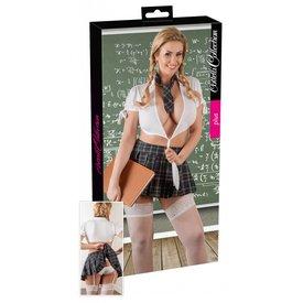 Cottelli Collection plus Schulmädchen Outfit bis 4XL