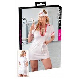 Cottelli Collection plus Krankenschwester-Set bis 4 XL