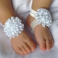 thumb-Baby sandaaltje - Wit-1
