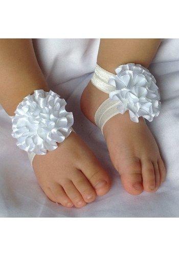 Baby sandaaltje - Wit