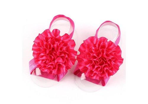 SALE - Baby sandaaltje - Roze