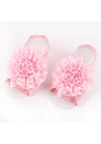 SALE - Baby sandaaltje - Zacht Roze