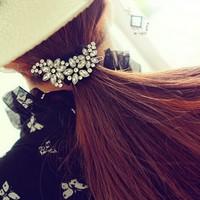 thumb-Prachtige Bloemen Haarclip-4
