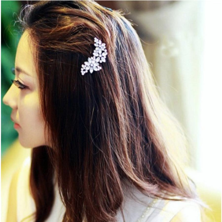 Prachtige Bloemen Haarclip-5