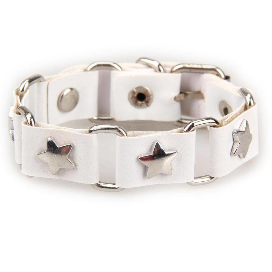 SALE - Armband Star - Wit-4