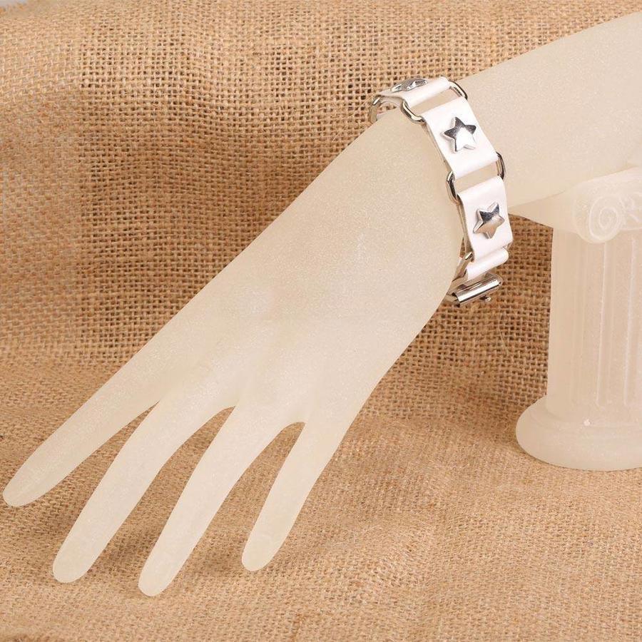 SALE - Armband Star - Wit-5