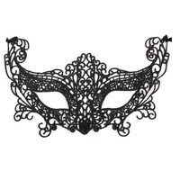 thumb-SALE - Party Masker - Zwart - 007-1