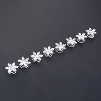 thumb-Fonkelende Curlies Flower - 6 stuks-2