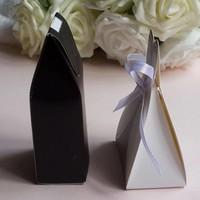 thumb-Geschenk doosjes / Cadeau doosjes - 50 stuks - Bruid & Bruidegom-3