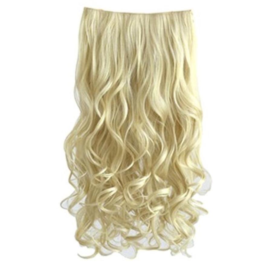 Clip Ins - Nephaar - Blond-1
