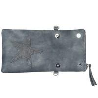 thumb-Flip top star bag / schoudertas / Bruin-3