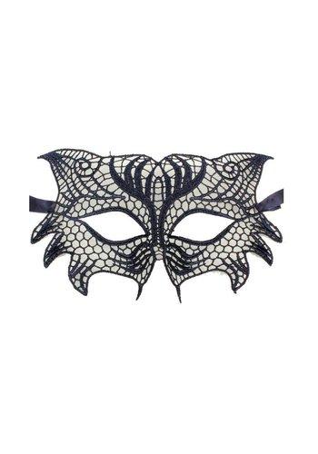 SALE - Party Masker - Zwart - 0010
