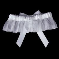 thumb-Kousenband Wit met Fonkelende Hartjes-4