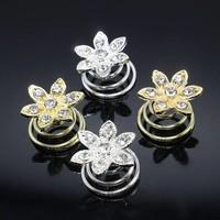 thumb-Goudkleurige Curlies Flower - 5 stuks-2