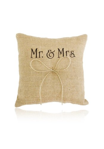 Jute Ringkussen Groot  Mr. & Mrs.