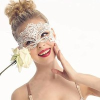 thumb-Party Masker - Off White-1