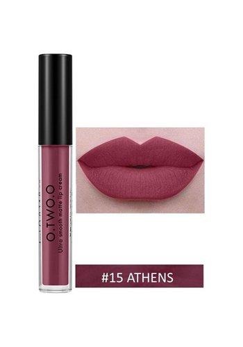 Soft Matte Lip Cream Lipstick - Color 15 Killin' It