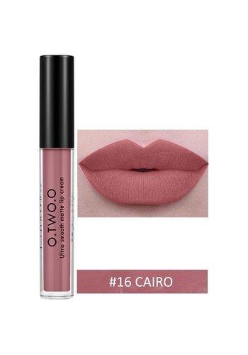 Soft Matte Lip Cream Lipstick - Color 16 Bestie