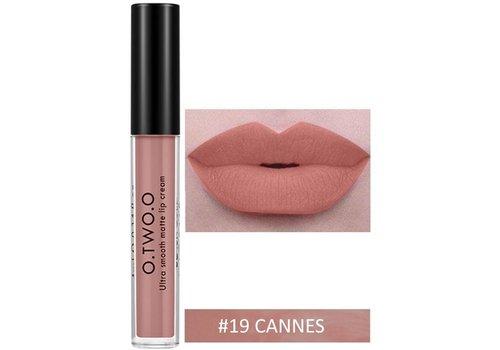 Soft Matte Lip Cream Lipstick - Color 19 Pillow Talk
