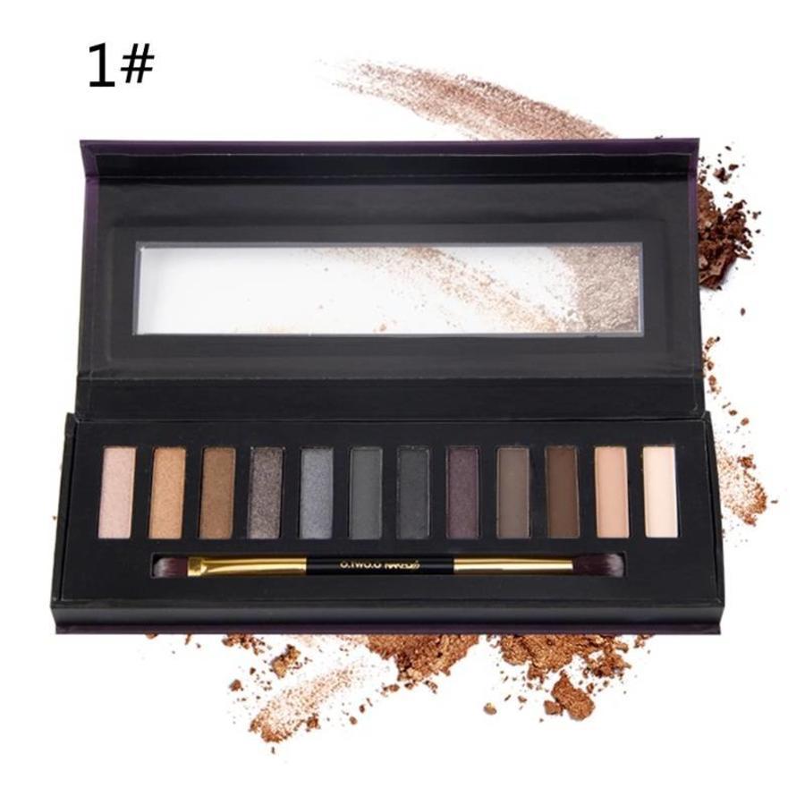 Oogschaduwpalet Nude Best Of Colors #01-1