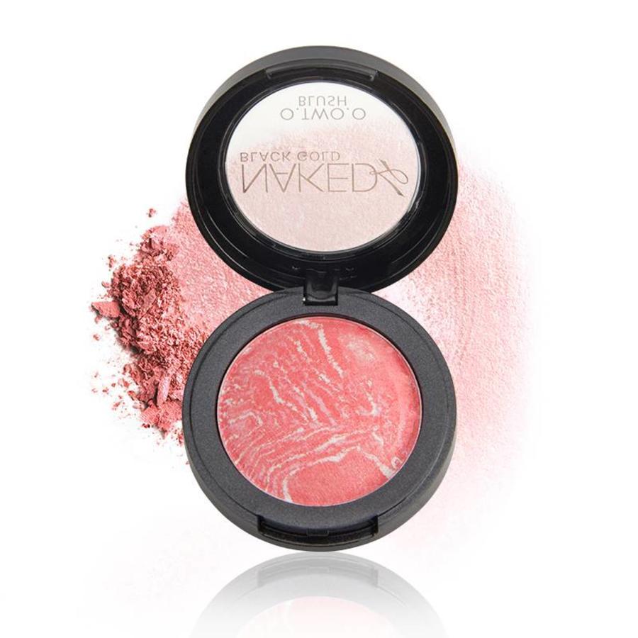 Baked Blush Rouge Color 02 Tweed Pink-6