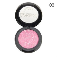 thumb-Baked Blush Rouge Color 02 Tweed Pink-1