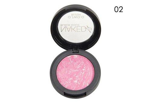 Baked Blush Rouge Color 02 Tweed Pink