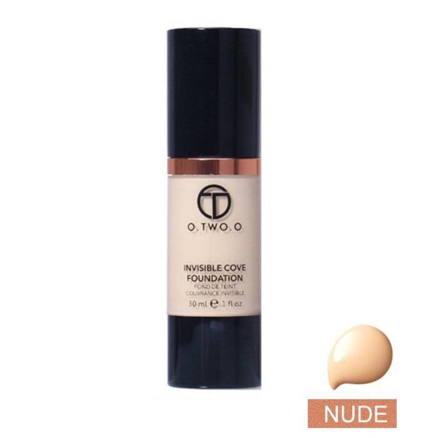 Fluid Foundation 24H Radiant - Color Nude-1