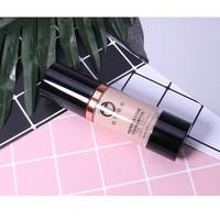 thumb-Fluid Foundation 24H Radiant - Color Warm Beige-8