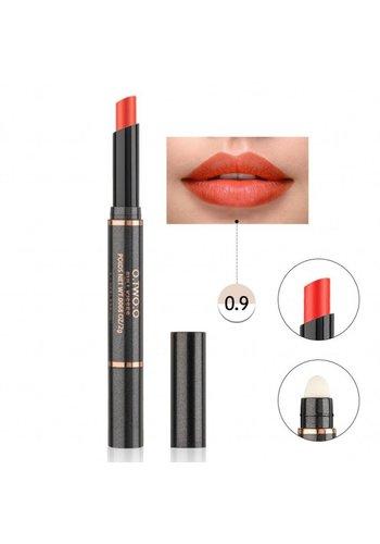 Matte Lipstick Pen & Lip Brush 2 in 1 - Color 0.9 Fusion Orange