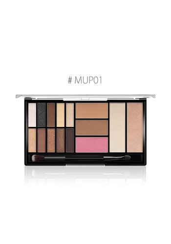 Palette Oogschaduw Make-Up Set - Color 01 Butt Naked