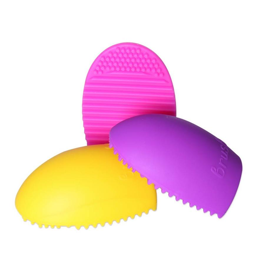 Brushegg - Makeup Brush Cleaning Tool-4