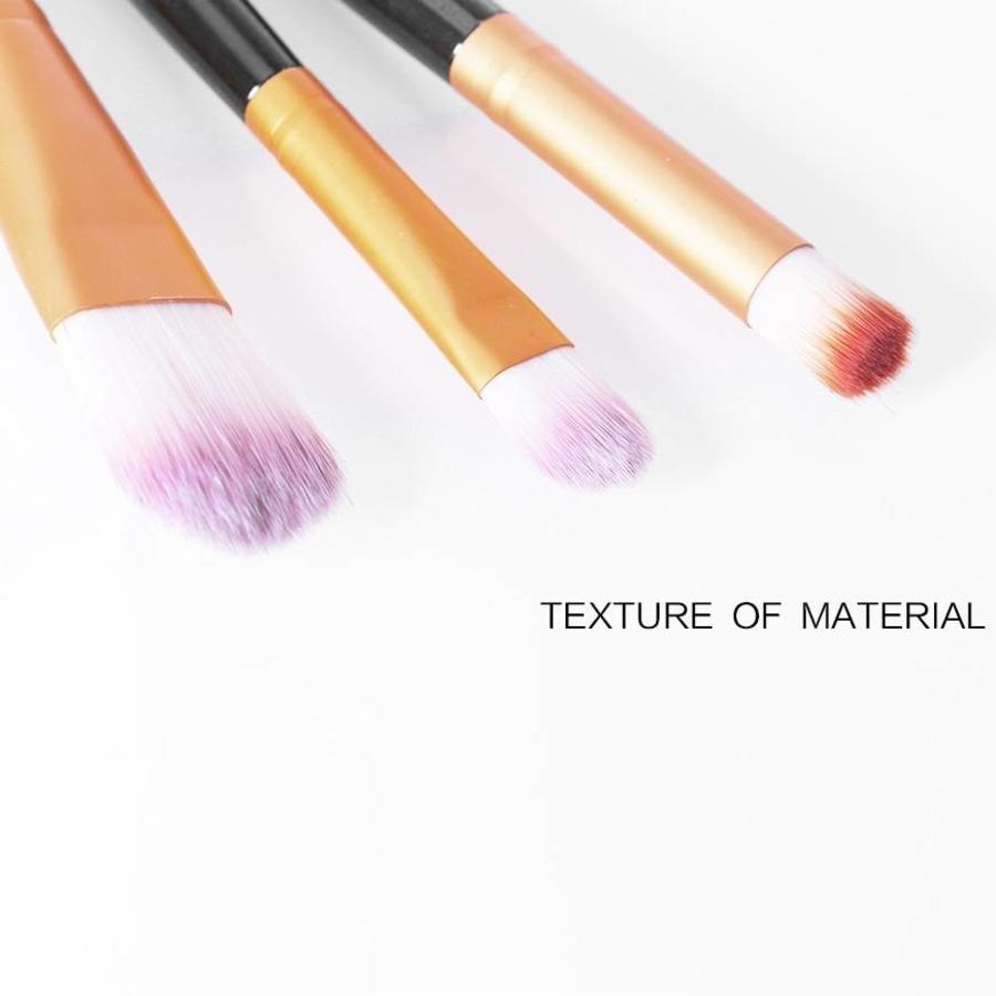Make-up Brush Set Professional - 20 stuks - Black Gold-6