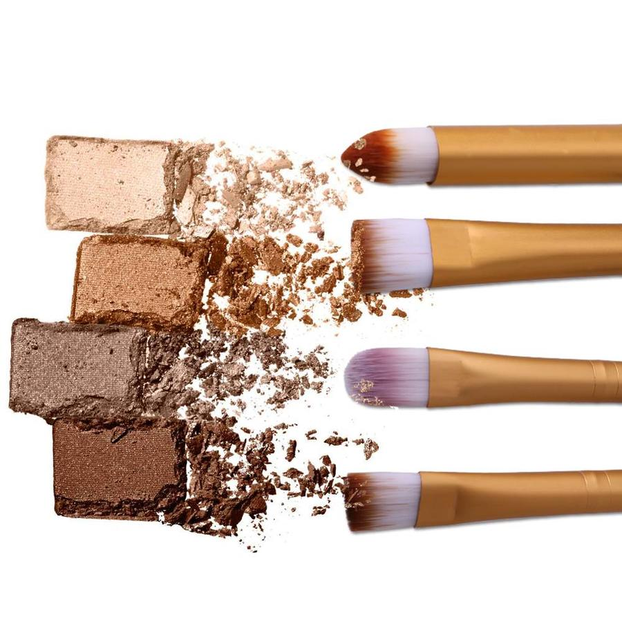 Make-up Brush Set Professional - 20 stuks - Black Gold-5